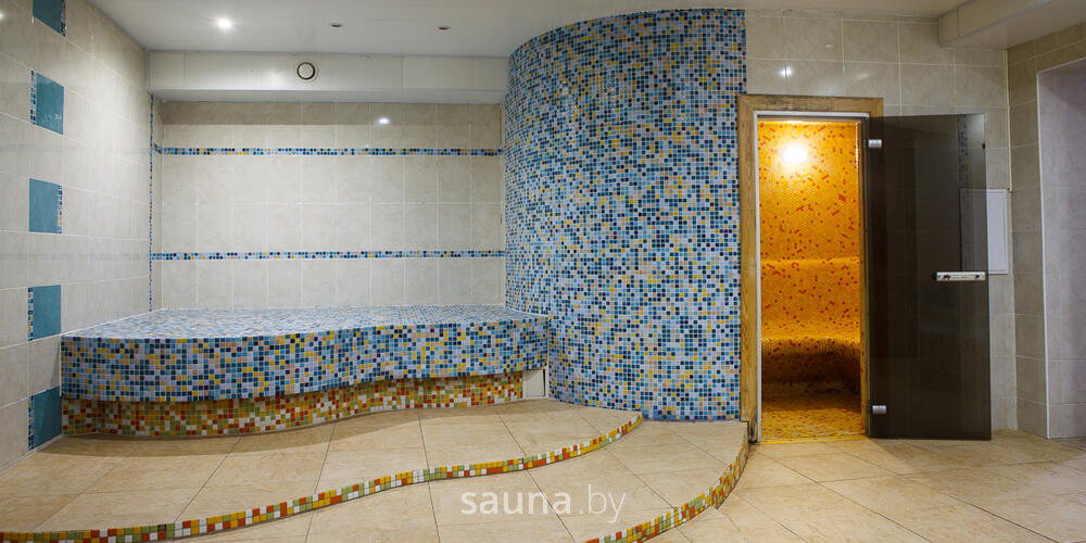 Сауна-люкс на Замковой – Интерьер – фото 3