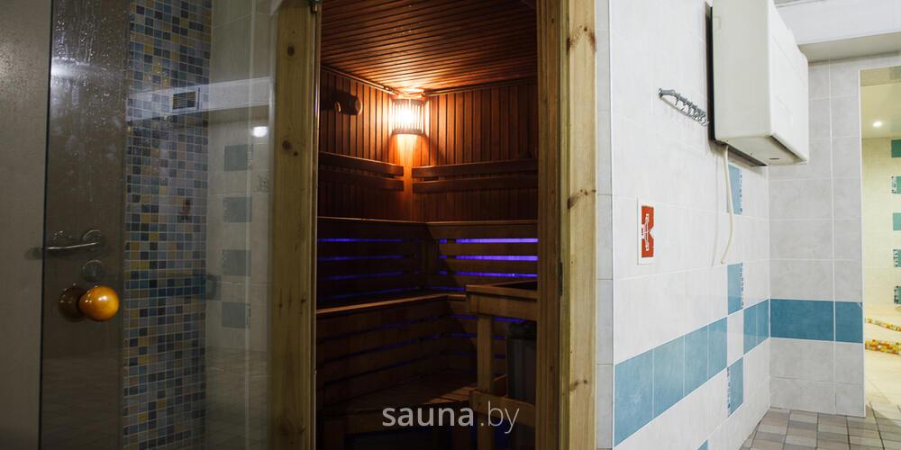 Сауна-люкс на Замковой – Интерьер – фото 6