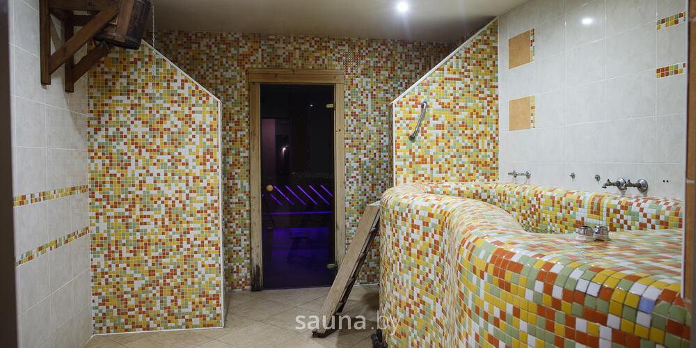 Сауна-люкс на Замковой – Интерьер – фото 8
