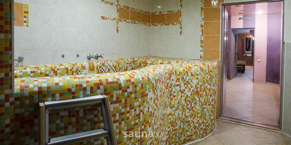 Сауна-люкс на Замковой – Интерьер – фото 9