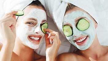 Уход за кожей: маски для лица зимой